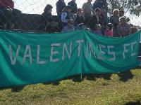 bandera valentines fc