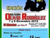 afiche raid olivio rodriguez edicion 14}
