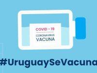 URUGUAY SE VACUNA