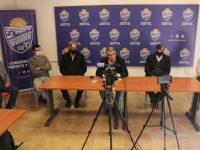 conferencia de prensa - intedente silvera